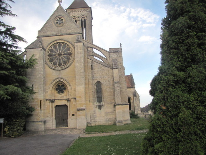 Journées du patrimoine 2018 - Visite de l'église de Champagne-sur-Oise