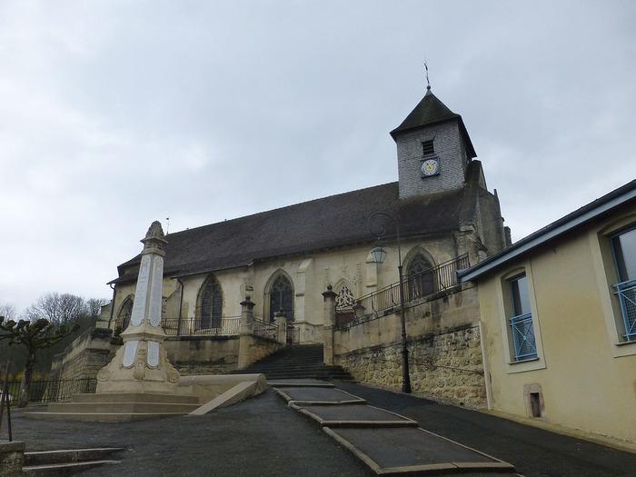 Journées du patrimoine 2018 - Visite libre et rallye patrimoine