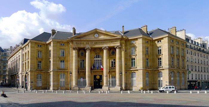 Journées du patrimoine 2018 - Visite libre et visites guidées de la mairie du 5ème arrondissement