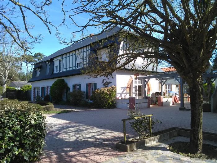 Journées du patrimoine 2018 - Visite libre et visites guidées du centre de Vacances de Ker Netra