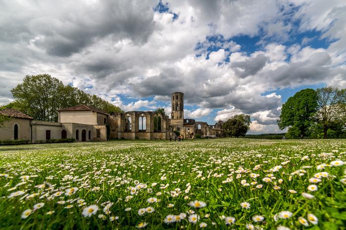 Journées du patrimoine 2018 - À la découverte de l'abbaye de La Sauve et de l'exposition