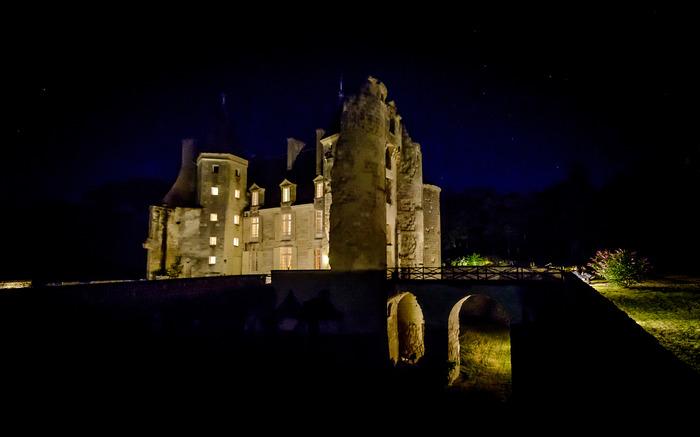 Journées du patrimoine 2018 - Visite libre ou guidée du château du Fou