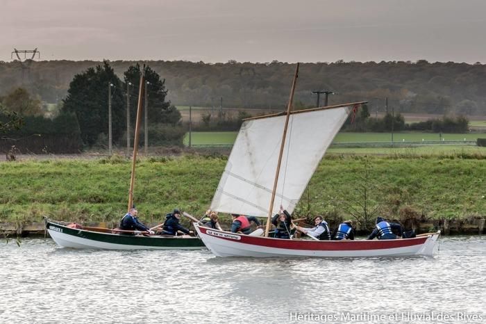 Journées du patrimoine 2018 - Visite libre « Héritage Maritime et Fluvial des Rives de l'Aa»