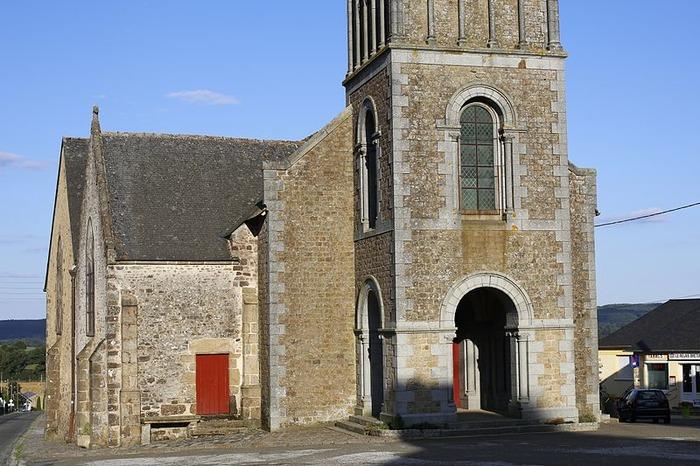 Journées du patrimoine 2018 - Visite libre Journées du Patrimoine 15 et 16 Septembre 2018 Eglise St Martin de Connée