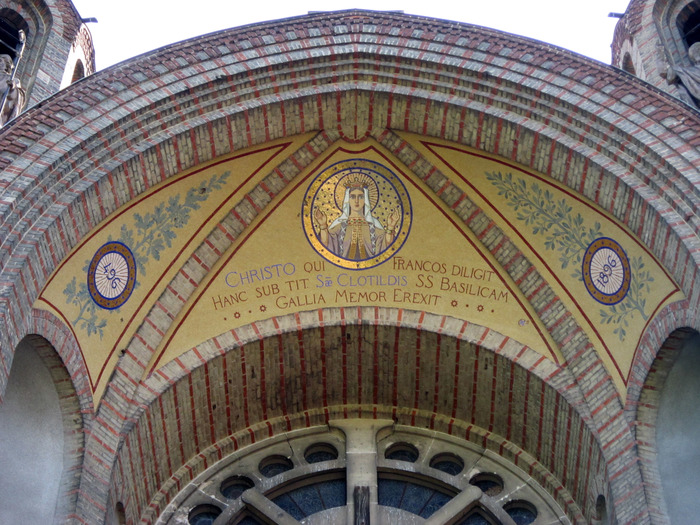 Journées du patrimoine 2018 - Visite libre de la basilique Sainte-Clotilde, sa crypte et ses 401 reliquaires