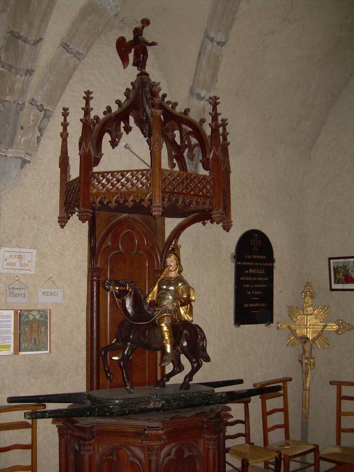 Journées du patrimoine 2018 - Visite libre ou commentée de l'église clunisienne Saint-Maurice.
