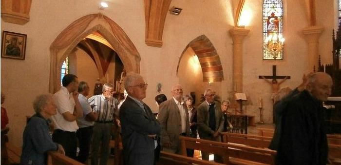 Journées du patrimoine 2018 - Visite libre, visite commentée de l'église Saint-Pierre de Mazeyrat.