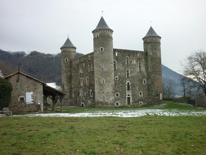 Journées du patrimoine 2018 - Visite libre, visite commentée du Château de Bon Repos.