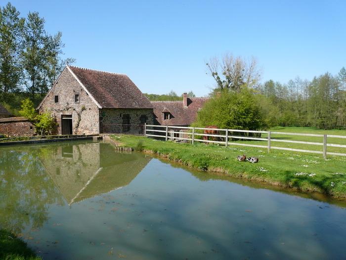 Journées du patrimoine 2017 - Visite du moulin, du site et de son système hydraulique
