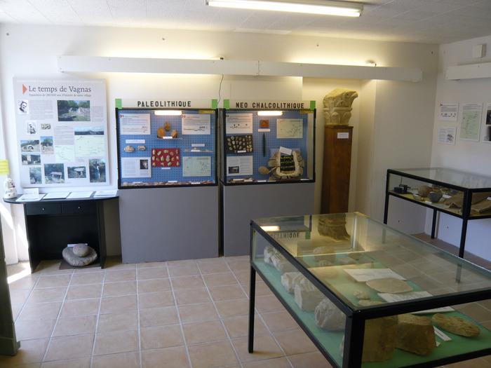 Journées du patrimoine 2018 - Visite libre ou commentée du musée et des ruines du prieuré qui lui sont associées