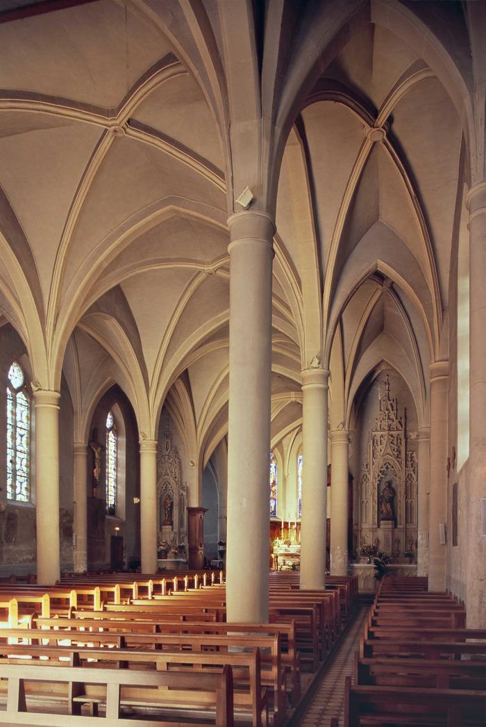 Journées du patrimoine 2018 - Visite libre ou guidée de l'église Saint-Martin