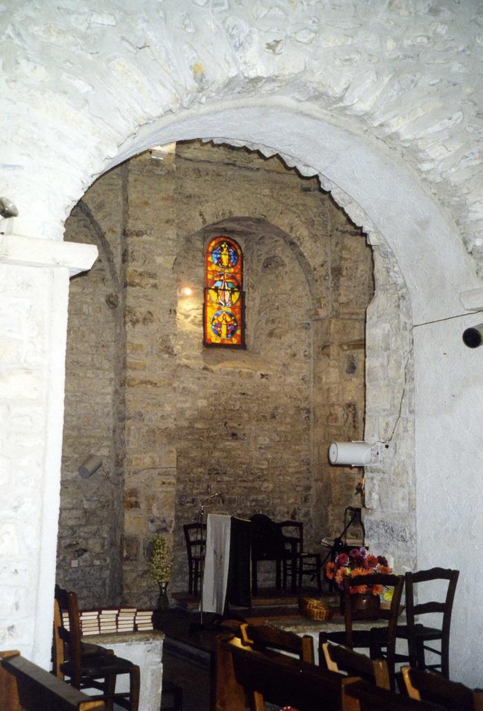 Journées du patrimoine 2018 - Visite libre, visite commentée de l'église Saint-Lambert et de la chapelle des Pénitents.