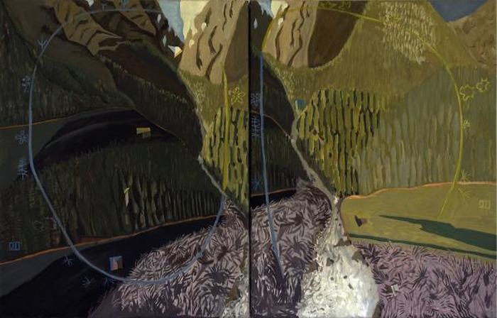Journées du patrimoine 2018 - Visite libre Tour du paysage, exposition de David Tresmontant