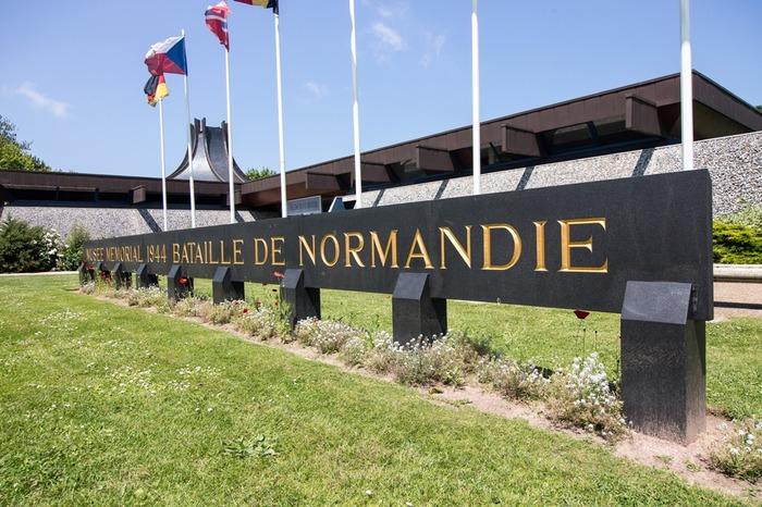 Journées du patrimoine 2018 - Visite guidée du musée de la bataille de Normandie et du cimetière militaire britannique
