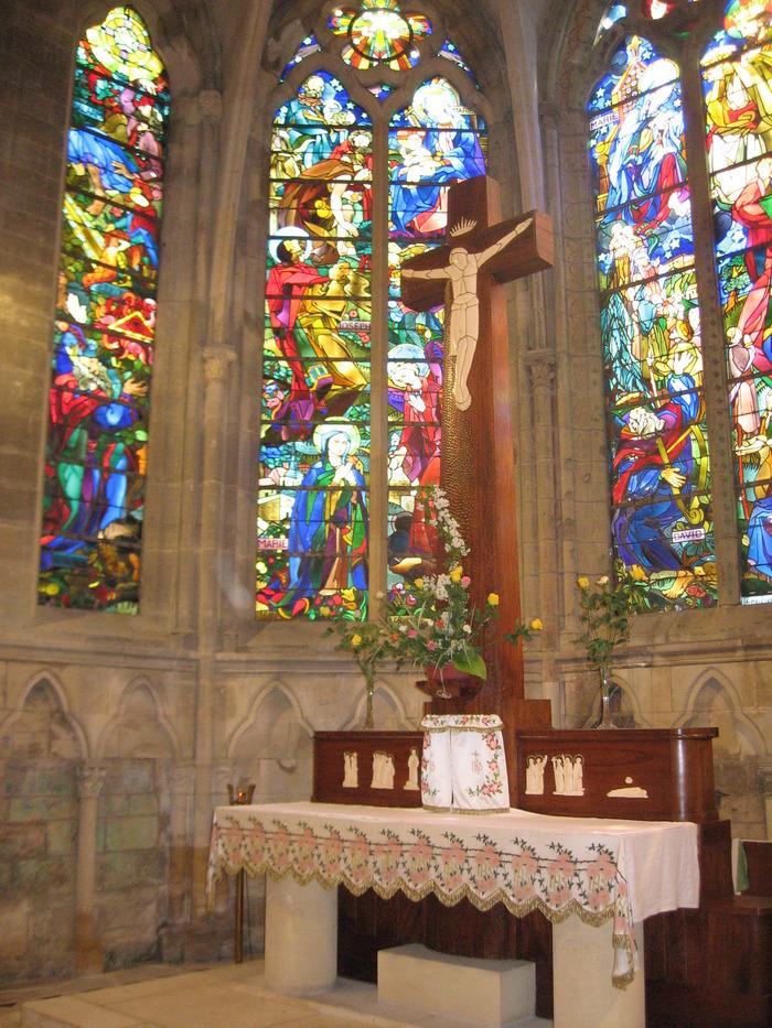 Journées du patrimoine 2018 - Visite libre de Notre-Dame de l'Assomption
