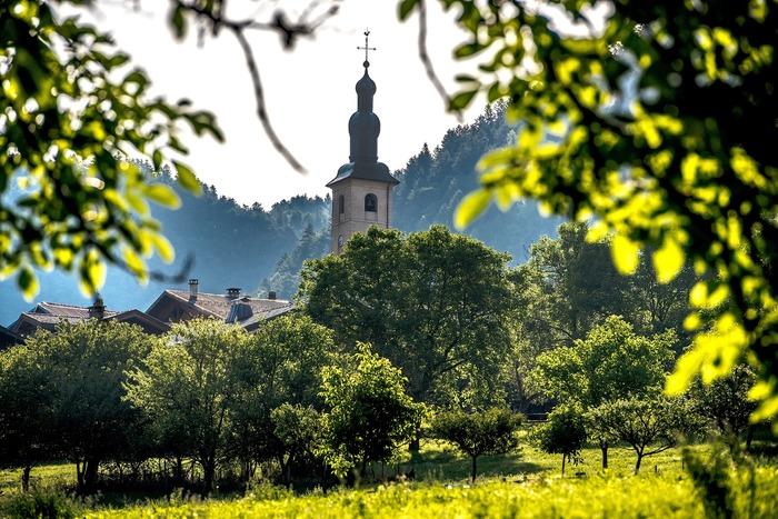 Journées du patrimoine 2018 - Visite libre de l'église.