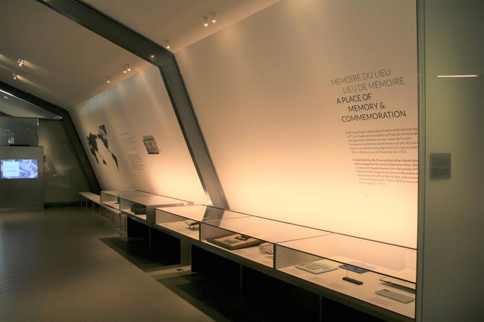 Crédits image : P. Cardon, musée franco-australien