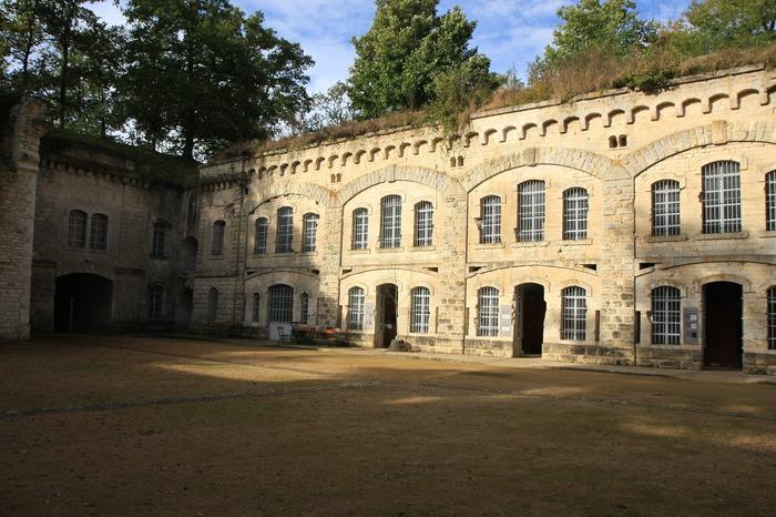 Crédits image : Fort de Condé
