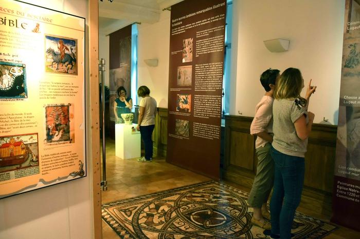 Journées du patrimoine 2017 - À la découverte de l'Abbaye d'Arthous