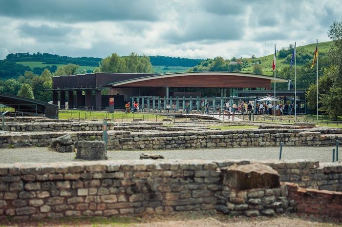 Journées du patrimoine 2018 - Visite libre du Parc archéologique européen de Bliesbruck-Reinheim