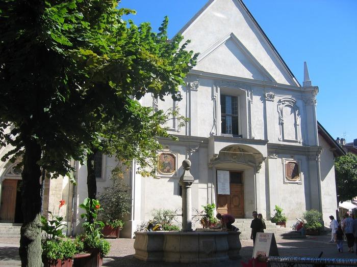 Journées du patrimoine 2018 - Visite libre de l'église Saint-Hippolyte