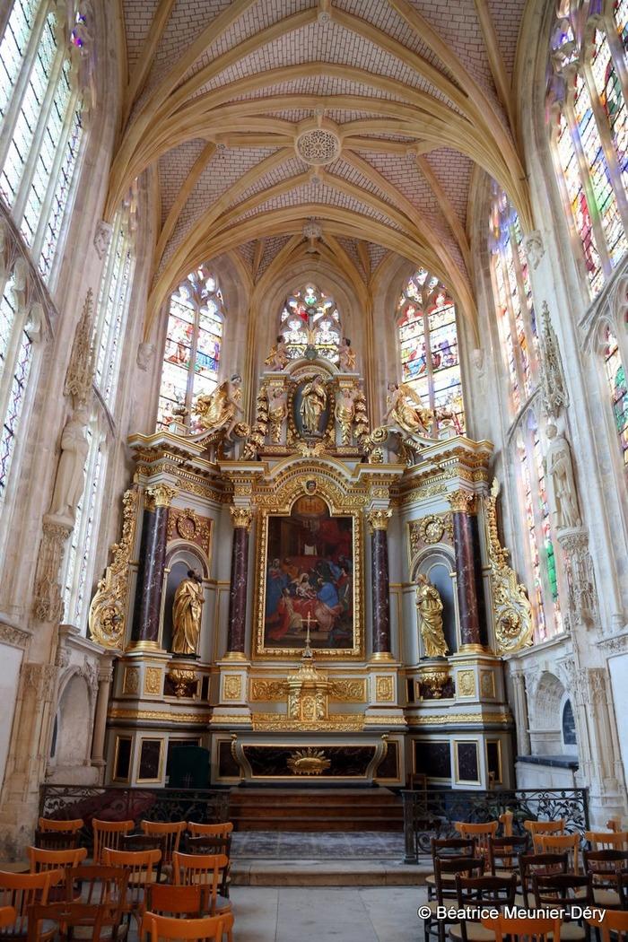 Journées du patrimoine 2018 - Visite libre de l'église Saint-Rémy
