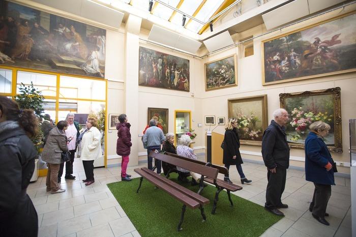 Journées du patrimoine 2018 - Voir et revoir les collections de ce Musée de France