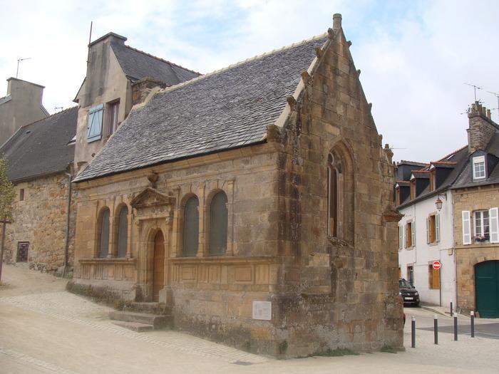 Journées du patrimoine 2018 - Visite libre de l'ossuaire Saint-Cadou et de son exposition