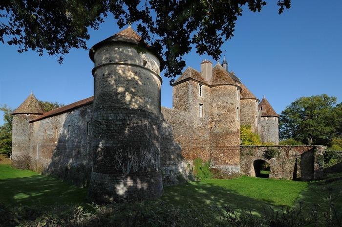 Journées du patrimoine 2018 - Visite libre du Château de Ratilly