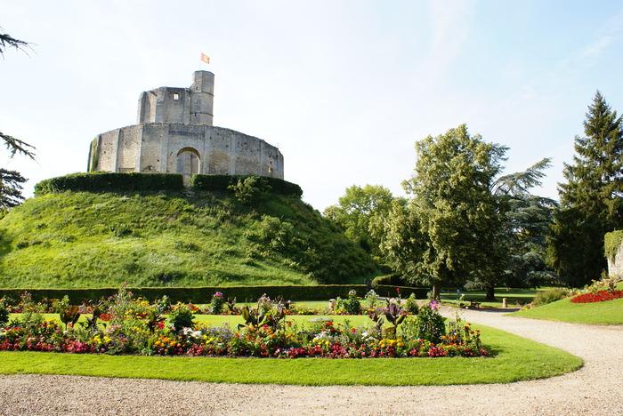 Journées du patrimoine 2017 - Visite libre du château de Gisors