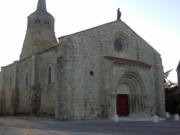 Journées du patrimoine 2018 - Visite libre de l'église Notre-Dame.