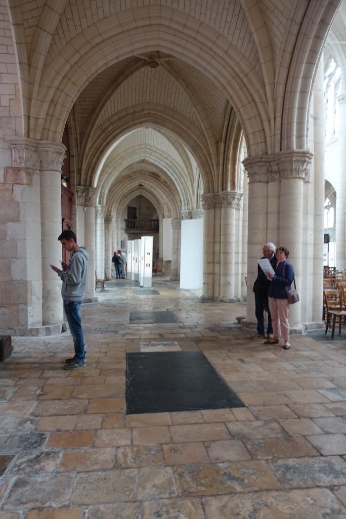 Crédits image : ?glise Saint-Jean-au-Marché - Photographie : Animation du patrimoine, Ville de Troyes