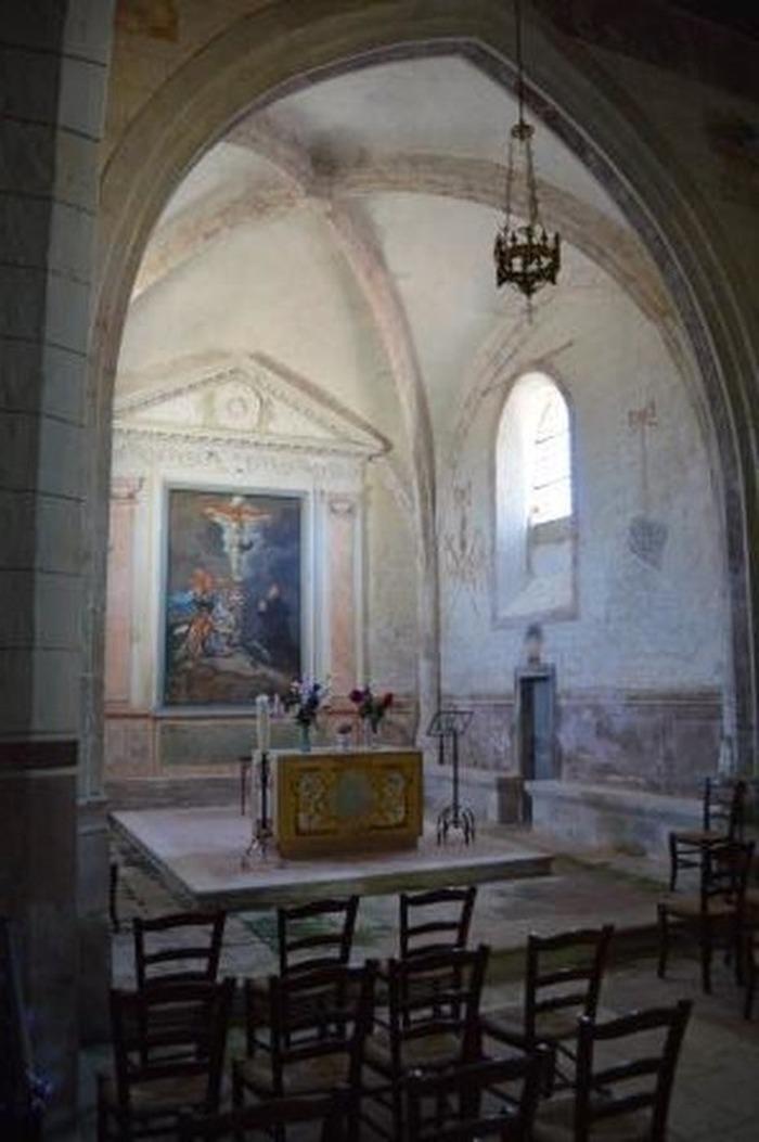 Journées du patrimoine 2018 - Église Saint-Robert