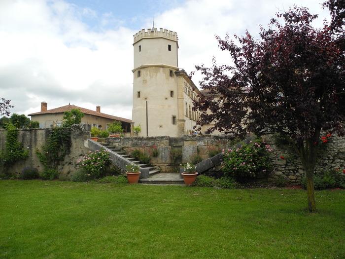 Journées du patrimoine 2018 - Visite libre du château de l'Arthaudière.