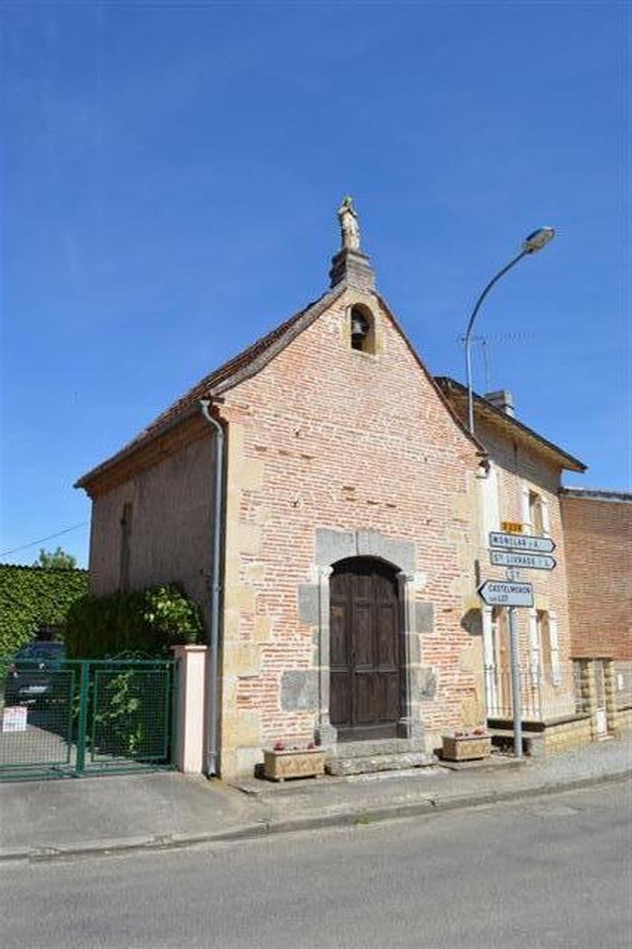 Journées du patrimoine 2018 - Visite libre de l'église Notre-Dame-de-Tout-Pouvoir datant du XVIIIe siècle.