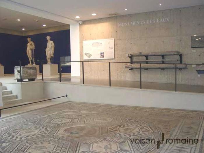 Crédits image : Musée Archéologique 3-02 - Service Communication Ville de Vaison-la-Romaine