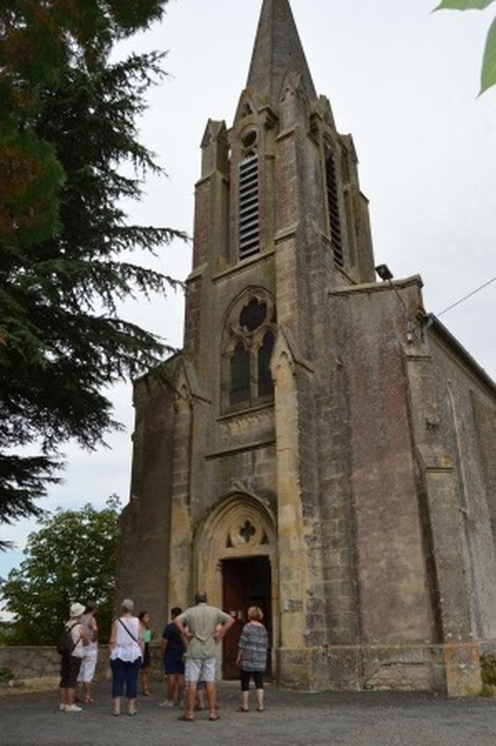 Journées du patrimoine 2018 - Église Saint-Orens