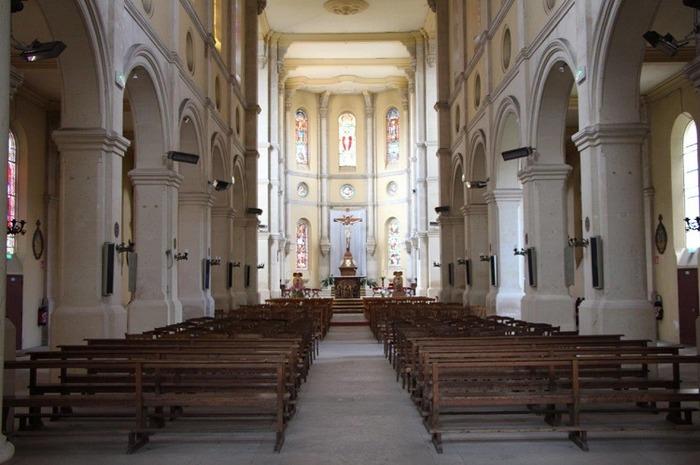 Journées du patrimoine 2018 - Visite libre et guidée de l'église Sainte-Geneviève