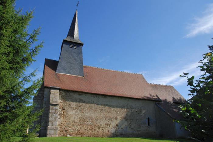 Journées du patrimoine 2018 - À la découverte de l'église de Saint-Pierre-le-Bost
