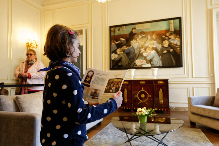 Journées du patrimoine 2018 - Visite ludo-éducative de l'hôtel de Rochechouart