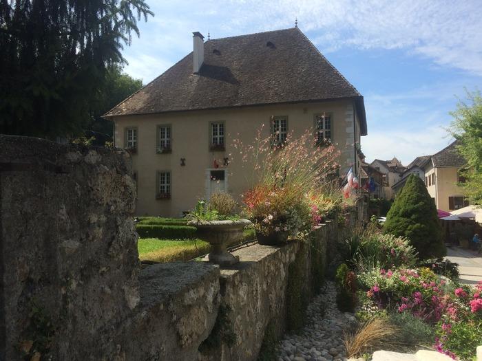 Journées du patrimoine 2018 - Visite commentée de la maison de Boigne.
