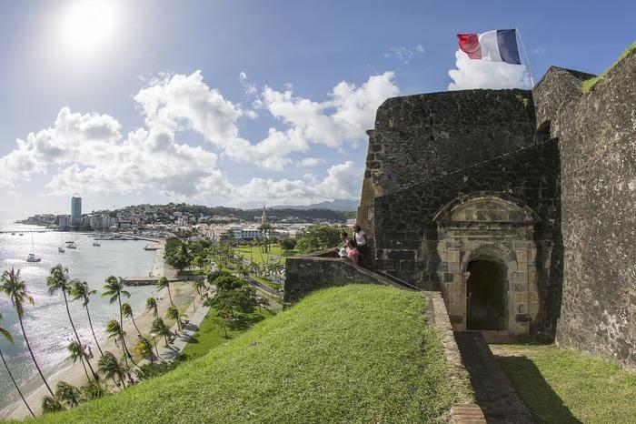 Journées du patrimoine 2018 - Visite mémorable du Fort Saint-Louis