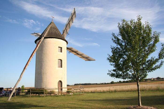 Journées du patrimoine 2018 - Visite commentée du moulin du Gué Sainte-Marie