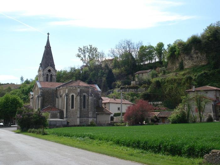 Journées du patrimoine 2018 - Visite nocturne de l'église de Crépol.