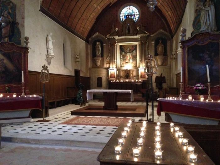 Journées du patrimoine 2018 - Visite libre de l'église Saint-Martin d'Epieds