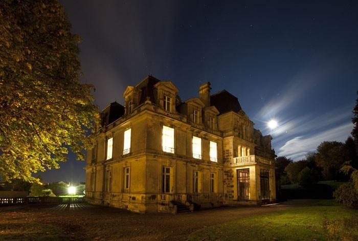 Journées du patrimoine 2018 - Visite nocturne du Château des Brasseurs