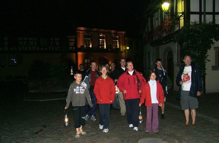Journées du patrimoine 2018 - Visite nocturne du village à la lueur de lanternes