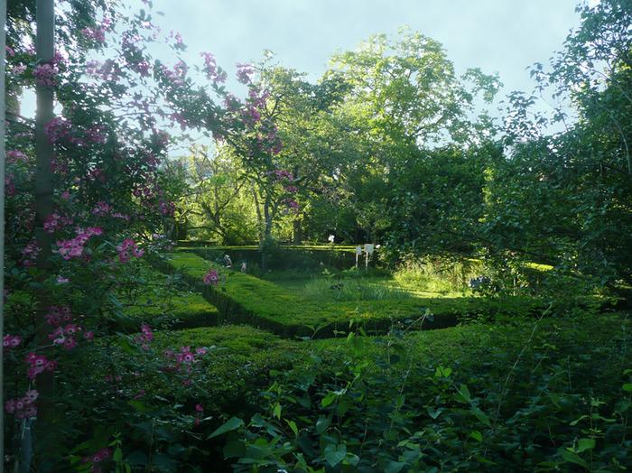 Journées du patrimoine 2018 - Promenade dans Un jardin philosophe