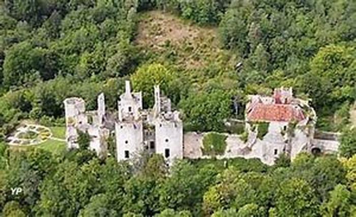 Journées du patrimoine 2018 - Visite (libre ou commentée) des extérieurs du Château