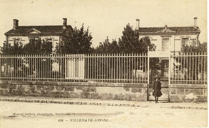 Journées du patrimoine 2018 - Randonnée pédestre du centre bourg de Villenave-d'Ornon